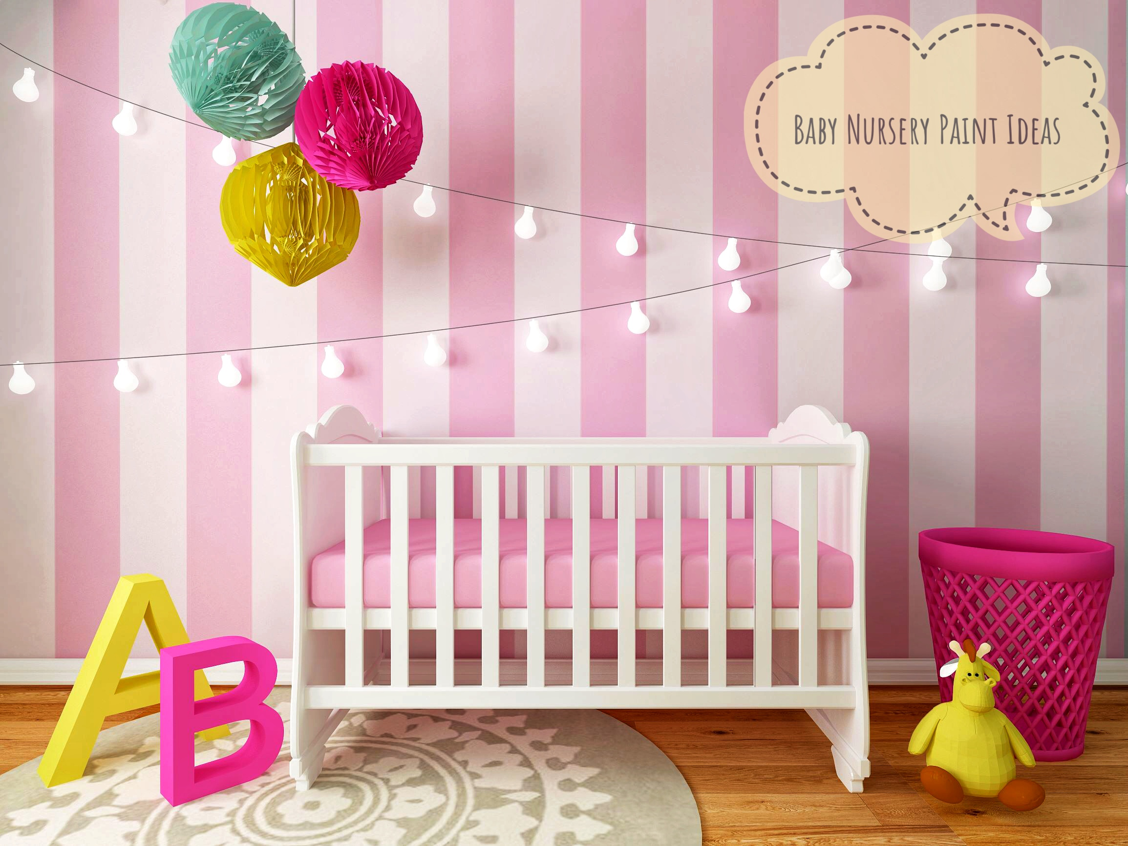 Baby Nursery Paint Ideas