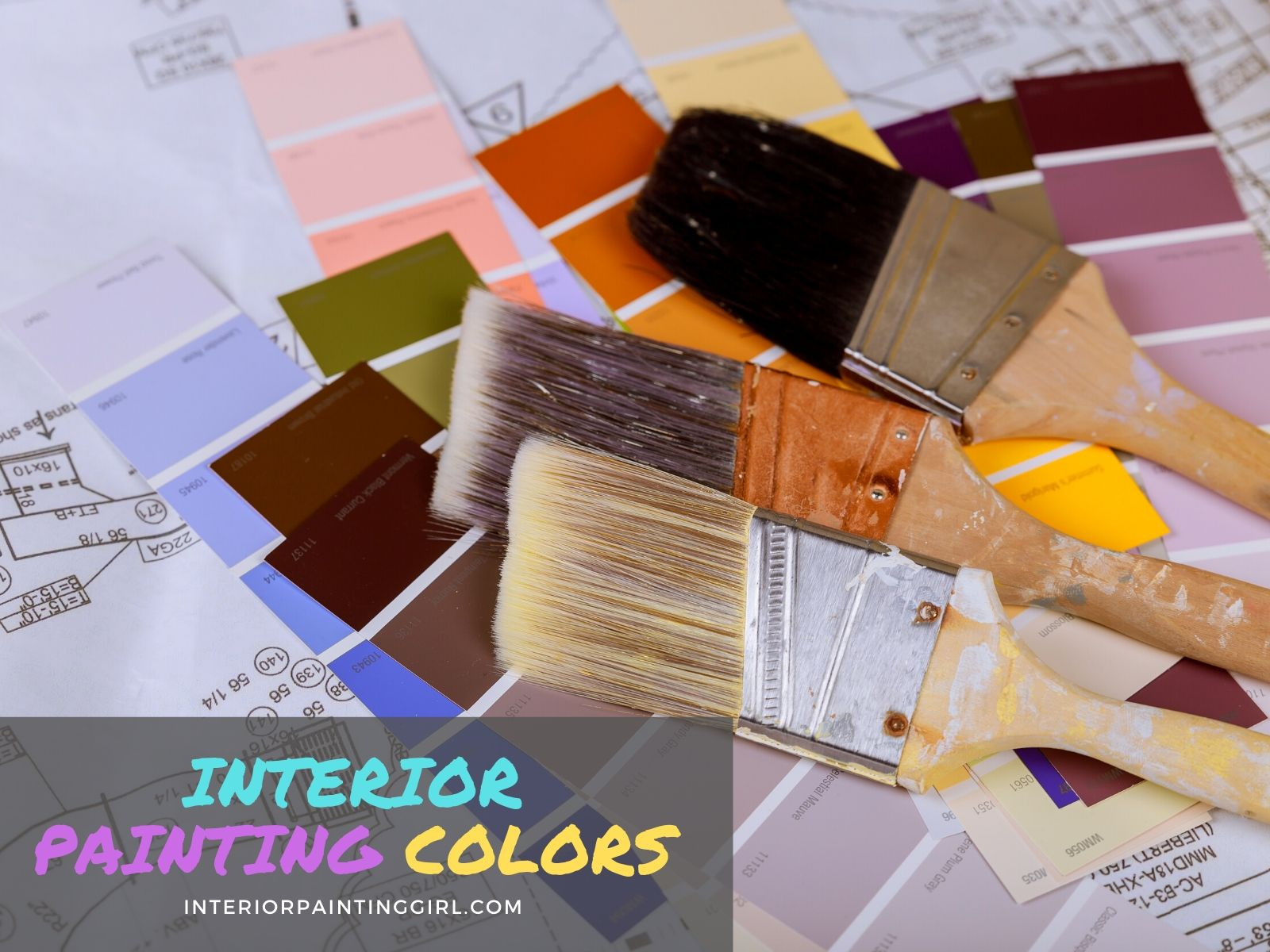 Get help choosing your interior painting colors from That Interior Painting Girl!