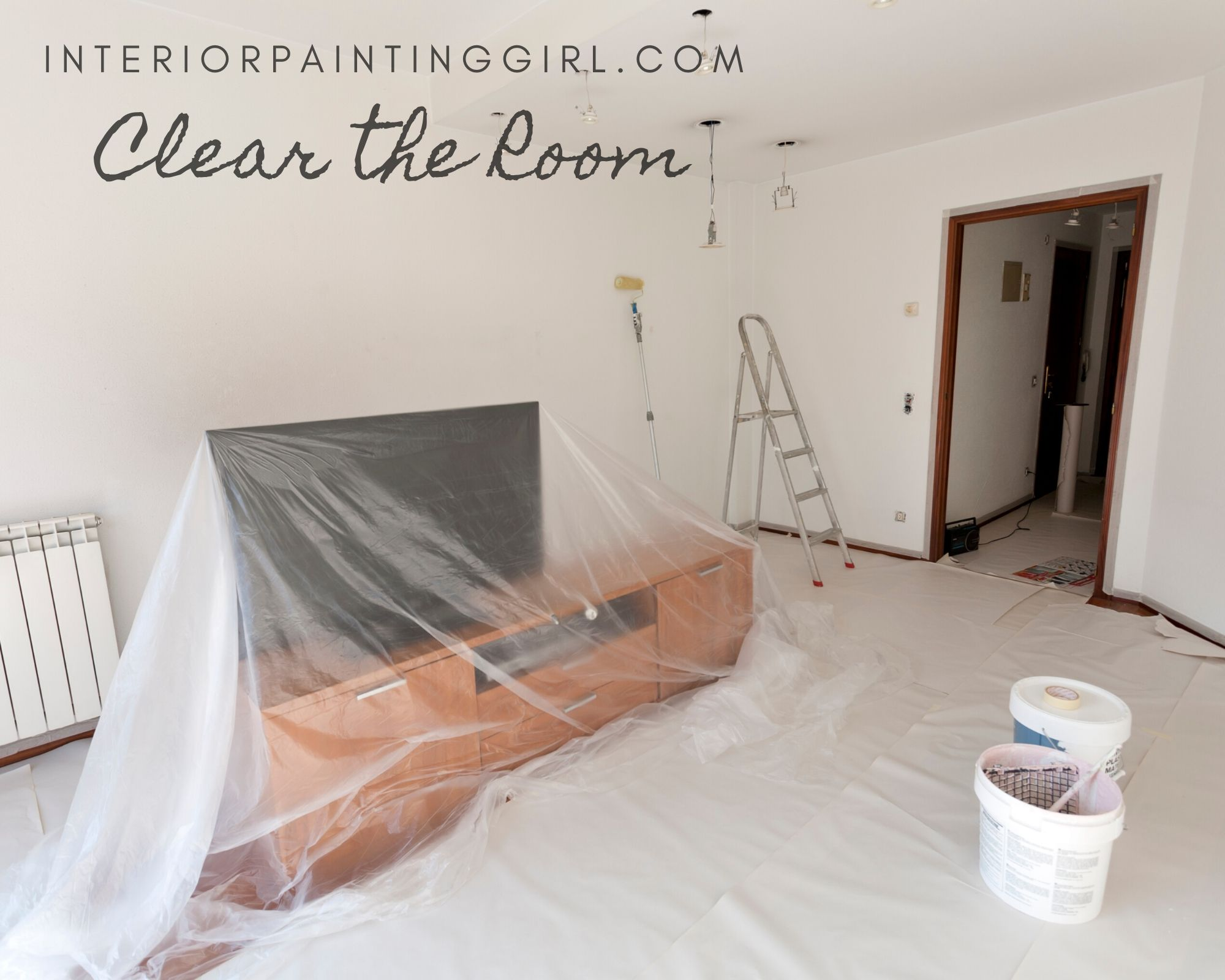 Professional interior painting tips from That Interior Painting Girl!