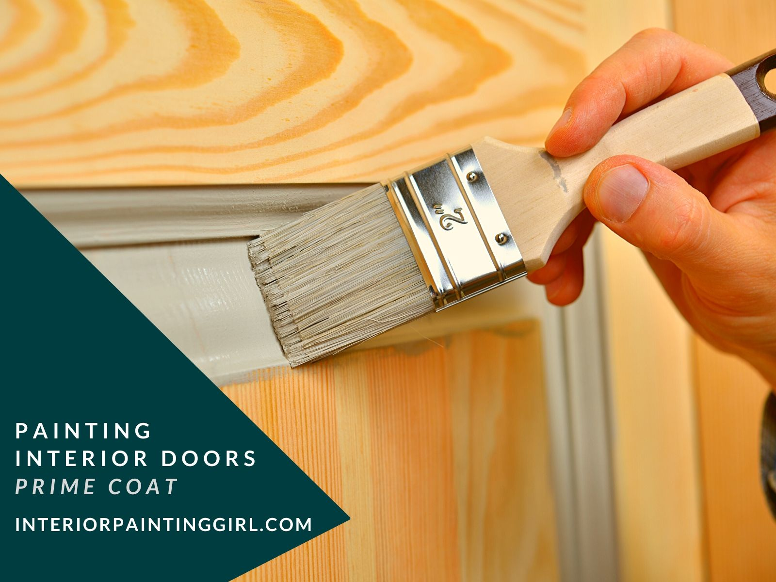 Painting Interior Doors Step-by-Step - THAT Interior Painting Girl!